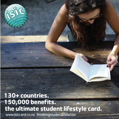 The Ultimate Global Student ID & Discount Card